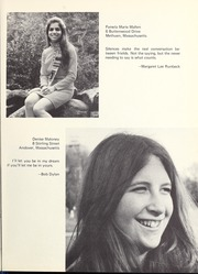 Abbot Academy - Circle Yearbook (Andover, MA) online yearbook collection, 1970 Edition, Page 61