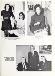 Abbot Academy - Circle Yearbook (Andover, MA) online yearbook collection, 1971 Edition, Page 11