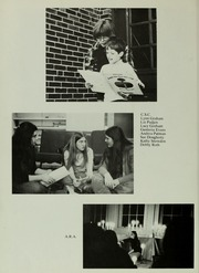 Abbot Academy - Circle Yearbook (Andover, MA) online yearbook collection, 1972 Edition, Page 158