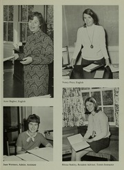 Abbot Academy - Circle Yearbook (Andover, MA) online yearbook collection, 1972 Edition, Page 25