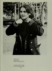 Abbot Academy - Circle Yearbook (Andover, MA) online yearbook collection, 1972 Edition, Page 79