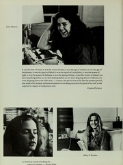 Abbot Academy - Circle Yearbook (Andover, MA) online yearbook collection, 1973 Edition, Page 110