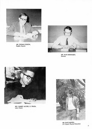Page 11, 1971 Edition, Abbot Pennings High School - Argos Yearbook (De Pere, WI) online yearbook collection