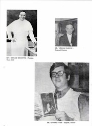 Abbot Pennings High School - Argos Yearbook (De Pere, WI) online yearbook collection, 1974 Edition, Page 14