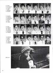 Abbot Pennings High School - Argos Yearbook (De Pere, WI) online yearbook collection, 1974 Edition, Page 44