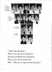 Abbot Pennings High School - Argos Yearbook (De Pere, WI) online yearbook collection, 1974 Edition, Page 52