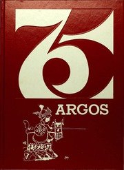 Abbot Pennings High School - Argos Yearbook (De Pere, WI) online yearbook collection, 1975 Edition, Cover