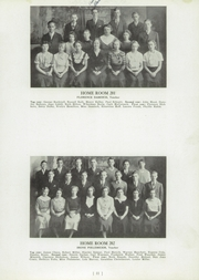 Abbott High School - Blue and Gold Yearbook (Elgin, IL) online yearbook collection, 1934 Edition, Page 15