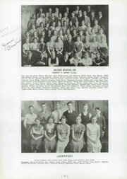 Abbott High School - Blue and Gold Yearbook (Elgin, IL) online yearbook collection, 1934 Edition, Page 18