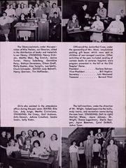 Abbott Junior High School - Blue and Gold Yearbook (Elgin, IL) online yearbook collection, 1952 Edition, Page 37