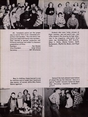 Abbott Junior High School - Blue and Gold Yearbook (Elgin, IL) online yearbook collection, 1952 Edition, Page 38