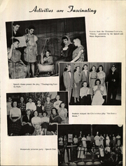 Abbott Junior High School - Blue and Gold Yearbook (Elgin, IL) online yearbook collection, 1954 Edition, Page 37 of 64
