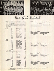 Abbott Junior High School - Blue and Gold Yearbook (Elgin, IL) online yearbook collection, 1954 Edition, Page 44