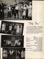 Abbott Junior High School - Blue and Gold Yearbook (Elgin, IL) online yearbook collection, 1954 Edition, Page 51