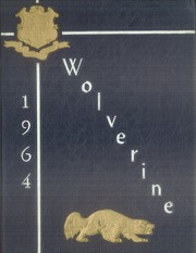 Abbott Technical High School - Wolverine Yearbook (Danbury, CT) online yearbook collection, 1964 Edition, Cover