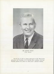 Page 12, 1964 Edition, Abbott Technical High School - Wolverine Yearbook (Danbury, CT) online yearbook collection