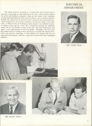 Abbott Technical High School - Wolverine Yearbook (Danbury, CT) online yearbook collection, 1964 Edition, Page 25