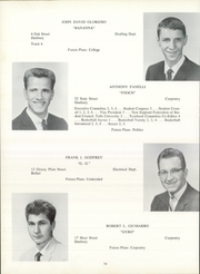 Abbott Technical High School - Wolverine Yearbook (Danbury, CT) online yearbook collection, 1964 Edition, Page 38