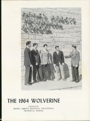 Abbott Technical High School - Wolverine Yearbook (Danbury, CT) online yearbook collection, 1964 Edition, Page 5