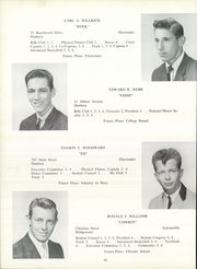Abbott Technical High School - Wolverine Yearbook (Danbury, CT) online yearbook collection, 1964 Edition, Page 50