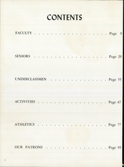 Page 6, 1964 Edition, Abbott Technical High School - Wolverine Yearbook (Danbury, CT) online yearbook collection
