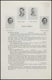Page 10, 1938 Edition, Aberdeen High School - Arrivederci Yearbook (Aberdeen, MD) online yearbook collection