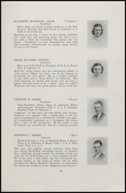 Page 11, 1938 Edition, Aberdeen High School - Arrivederci Yearbook (Aberdeen, MD) online yearbook collection