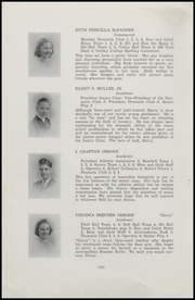 Page 16, 1938 Edition, Aberdeen High School - Arrivederci Yearbook (Aberdeen, MD) online yearbook collection
