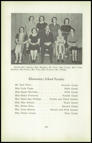 Aberdeen High School - Arrivederci Yearbook (Aberdeen, MD) online yearbook collection, 1940 Edition, Page 60