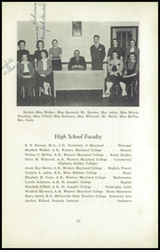 Aberdeen High School - Arrivederci Yearbook (Aberdeen, MD) online yearbook collection, 1940 Edition, Page 7