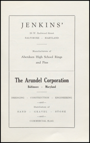 Aberdeen High School - Arrivederci Yearbook (Aberdeen, MD) online yearbook collection, 1942 Edition, Page 53