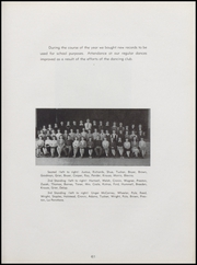 Aberdeen High School - Arrivederci Yearbook (Aberdeen, MD) online yearbook collection, 1943 Edition, Page 65