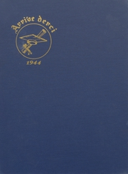 Aberdeen High School - Arrivederci Yearbook (Aberdeen, MD) online yearbook collection, 1944 Edition, Cover