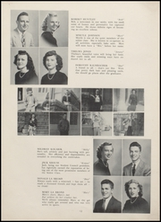 Aberdeen High School - Arrivederci Yearbook (Aberdeen, MD) online yearbook collection, 1948 Edition, Page 16
