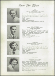 Aberdeen High School - Arrivederci Yearbook (Aberdeen, MD) online yearbook collection, 1951 Edition, Page 22