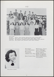 Aberdeen High School - Arrivederci Yearbook (Aberdeen, MD) online yearbook collection, 1953 Edition, Page 27