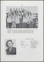 Aberdeen High School - Arrivederci Yearbook (Aberdeen, MD) online yearbook collection, 1953 Edition, Page 33