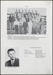 Aberdeen High School - Arrivederci Yearbook (Aberdeen, MD) online yearbook collection, 1953 Edition, Page 34 of 64