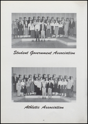 Aberdeen High School - Arrivederci Yearbook (Aberdeen, MD) online yearbook collection, 1953 Edition, Page 46