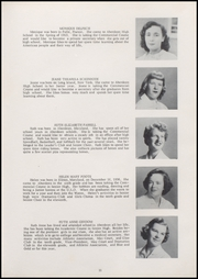 Aberdeen High School - Arrivederci Yearbook (Aberdeen, MD) online yearbook collection, 1954 Edition, Page 15