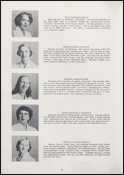 Aberdeen High School - Arrivederci Yearbook (Aberdeen, MD) online yearbook collection, 1954 Edition, Page 16