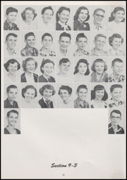 Aberdeen High School - Arrivederci Yearbook (Aberdeen, MD) online yearbook collection, 1954 Edition, Page 34