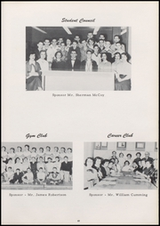 Aberdeen High School - Arrivederci Yearbook (Aberdeen, MD) online yearbook collection, 1954 Edition, Page 53