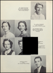 Aberdeen High School - Arrivederci Yearbook (Aberdeen, MD) online yearbook collection, 1957 Edition, Page 16