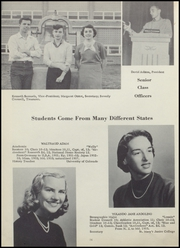 Aberdeen High School - Arrivederci Yearbook (Aberdeen, MD) online yearbook collection, 1957 Edition, Page 20