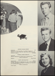 Aberdeen High School - Arrivederci Yearbook (Aberdeen, MD) online yearbook collection, 1957 Edition, Page 27