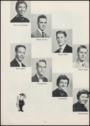 Aberdeen High School - Arrivederci Yearbook (Aberdeen, MD) online yearbook collection, 1958 Edition, Page 23