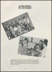 Aberdeen High School - Arrivederci Yearbook (Aberdeen, MD) online yearbook collection, 1958 Edition, Page 69