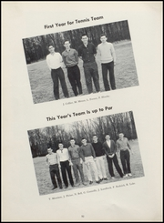 Aberdeen High School - Arrivederci Yearbook (Aberdeen, MD) online yearbook collection, 1959 Edition, Page 56