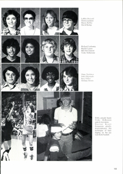 Abernathy High School - Antelope Life Yearbook (Abernathy, TX) online yearbook collection, 1981 Edition, Page 159